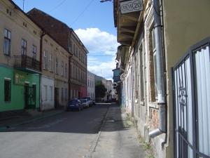 Kolomyya street